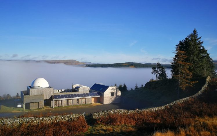 Scottish Dark Sky Observatory