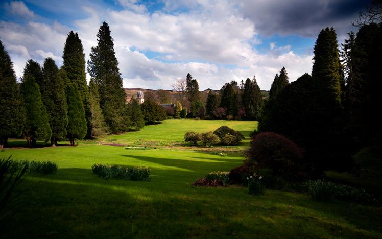 craigengillan garden